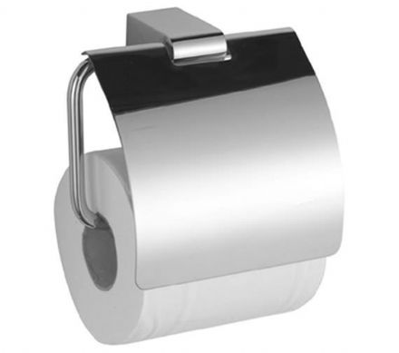 Saneux Molton Covered Toilet Roll Holder